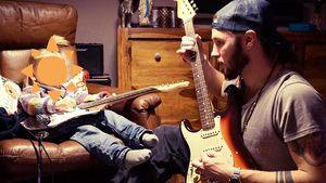 Musiker Gil Ofarim und sein Sohn Leo