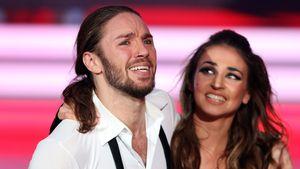 "Gil Ofarim und Ekaterina Leonova in ""Let's Dance""-Show neun"