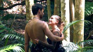 Gina-Lisa Lohfink und Honey im Dschungelcamp