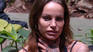 Gina-Lisa Lohfink, Dschungelkandidatin