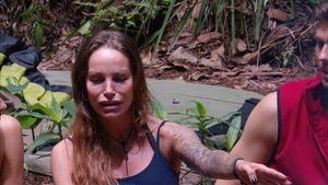 Gina-Lisa Lohfink im Dschungelcamp 2017