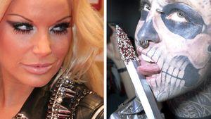 Gina-Lisa Lohfink hat große Pläne mit Zombie Boy