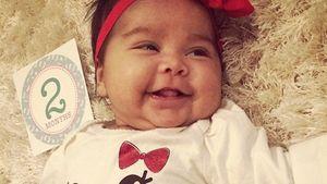 Snookis Giovanna: Endlich lacht das Baby mal!