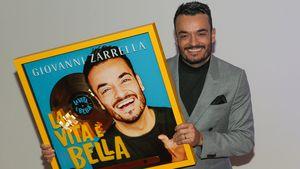 Stolzer Giovanni Zarrella: Sein Album erreicht Gold-Status!