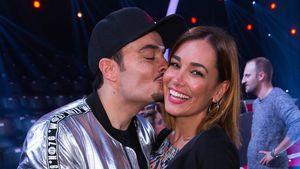"""Giovanni und Jana Ina Zarrella bei """"Let's Dance"""""""