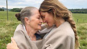 Wie Zwillinge: Gisele Bündchen zeigt ihre schöne Mama!