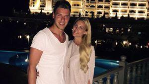 Giuseppe Leo und Sabrina Rosopulo im Urlaub