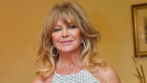 Goldie Hawn beim Wiener Opernball