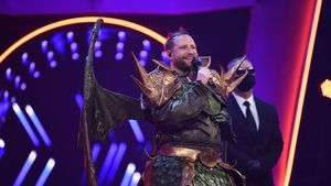 """Sitzt Gregor Meyle im Herbst im """"Masked Singer""""-Rateteam?"""