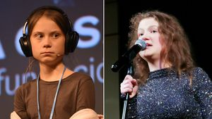 Wie Mama: Greta Thunbergs Schwester erobert Musical-Bühne