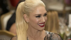 Gwen Stefani gut gelaunt beim Abendessen im Weißen Haus