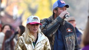 Gwen Stefani & Blake Shelton in Los Angeles