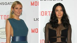 Gwyneth Paltrow und Olivia Munn