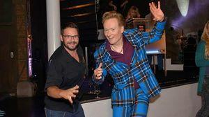"""Conan O'Brien &  Luise von Finckh: 1. Auftritte bei """"GZSZ"""""""