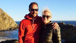 Haakon & Mette-Marit an ihrem 15. Hochzeitstag