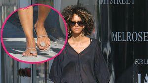 Halle Berry & Co.: Diese skurrilen Fuß-Makel haben die Stars