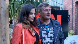 Hana Nitsche hält Händchen: Wer ist der Mann an ihrer Seite?