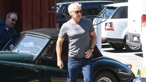 Heldenhaft: Harrison Ford hilft Frau nach schwerem Unfall!