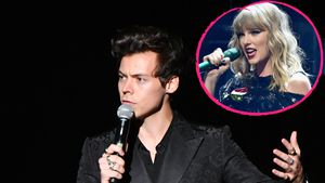 Bei Konzert: Harry Styles singt Song von Ex Taylor Swift!