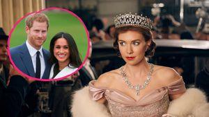 """Meghan und Harry schauen """"The Crown"""": Vanessa Kirby geflasht"""