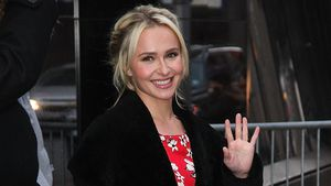 Hayden Panettiere in New York
