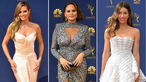 V-Ausschnitt & Beinschlitz: Die besten Looks der Emmy Awards