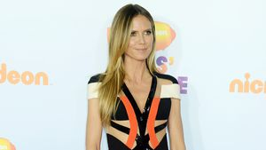 Heidi Klum bei den Kids' Choice Awards 2017