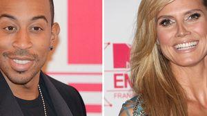 EMA 2012: Ludacris schwärmt für Heidi Klum
