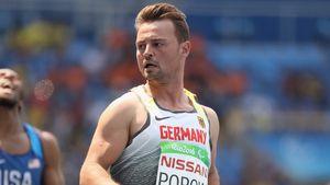 """Tapferer Heinrich Popow: Bitteres WM-Aus wegen """"Let's Dance"""""""