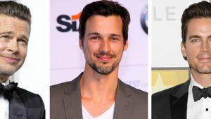 Hot! Hot! Hot! Wer ist der heißeste Schauspieler?