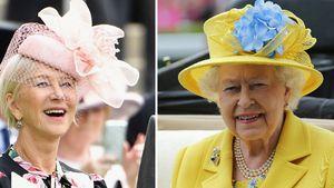 Große Ehre: Helen Mirren traf zum ersten Mal die Queen!