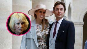 Prinzessin Beatrice hat an Camillas Geburtstag geheiratet!