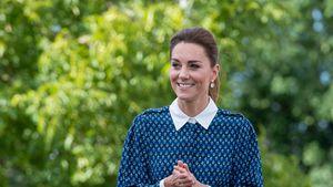 War dieses Kleid von Herzogin Kate ein Tribut an Diana?
