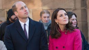 Toller Schwanger-Look: Herzogin Kate entzückt ganz in Pink!