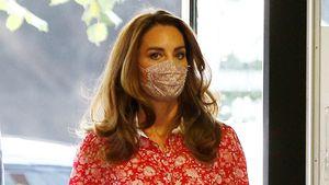 So teuer ist Herzogin Kates Kleid vom letzten royalen Termin