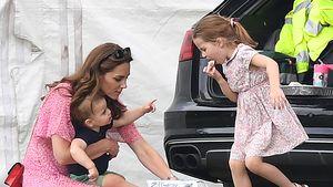 Chat-Sofa: Auf diese Erziehungsmethode schwört Herzogin Kate
