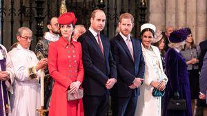 So begann der Streit von Meghan, Harry, Kate und William