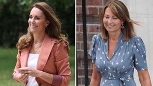 Herzogin Kate inspirierte Mutter Carole für Party-Business