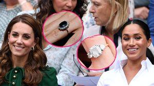 Nicht nur Herzogin Meghan ließ ihren Verlobungsring anpassen