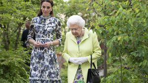"""""""Fels der Monarchie"""": So stärkt Herzogin Kate die Queen"""
