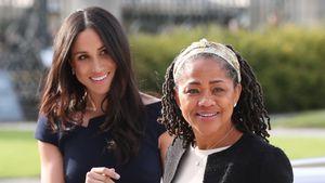 Nach Meghan-Support: Mama Doria wieder zurück in Los Angeles