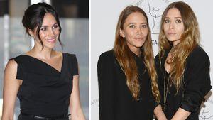 Für Titelstory: Herzogin Meghan trug Designs der Olsen-Twins