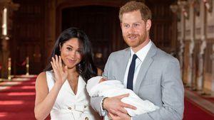 Baby Archie: Dieser Hottie wird definitiv nicht der Taufpate