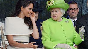Meghan fehlt bei Philips Beerdigung: Queen hat Verständnis