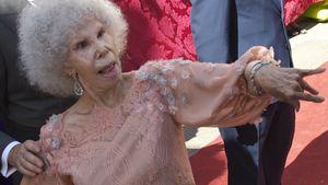 Herzogin von Alba: Mit 87 noch eine Party-Maus!