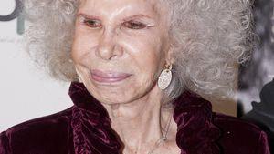Traurig: Die Herzogin von Alba (✝88) ist tot!