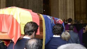 Herzogin von Alba (✝88): Tränenreicher Abschied