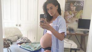 Siebter Monat: Hilaria Baldwin gibt Schwangerschaftsupdate