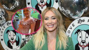 Schwangere Hilary Duff verwirrt Fans mit Geburtstagsbeitrag