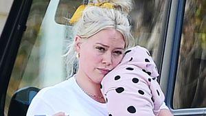 Hilary Duff beim Grumpy-Spaziergang mit Tochter Banks